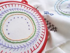 Image detail for -Hand Embroidery For Beginners | Embroidery Online