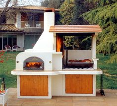 How To Build Your Own DIY Outdoor Wood Stove,Oven, Cooker, Grill and Smoker  vrt ...