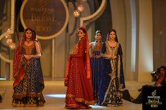 Pakistan Pantene Bridal Couture Week 2013 Pakistan Fashion Week, Pakistani, Desi, High Fashion, Bridal, Wedding, Beautiful, Dresses, Couture Week