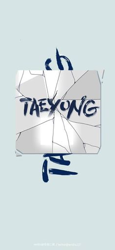#NCT YEARBOOK #WALLPAPER #TAEYONG  Cr. tenshu227