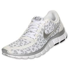 Leopard Nikes! how fun are these???