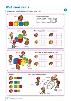 Preschool Learning, Classroom Activities, Teaching Math, Visually Impaired Activities, Math Patterns, Maths Puzzles, Play To Learn, Worksheets For Kids, Home Schooling