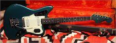"""1965 Fender Jaguar""""Lake Placid Blue"""""""