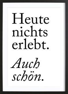 Auch Schön VON typealive now on JUNIQE!