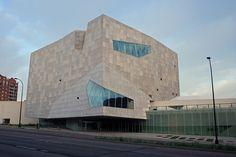 Walker Art Center,Minneapolis  by Herzog & deMeuron