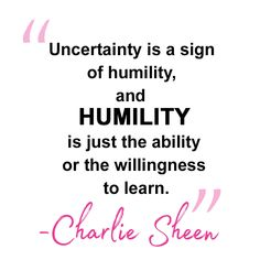 This is so true! A willingness to learn, from whatever source, can open so many opportunities! Increase Hair Volume, High Pigment Eyeshadow, Brochure Online, Lip Conditioner, Best Serum, Bronze Skin, Dark Circles Under Eyes, Charlie Sheen, Lip Oil