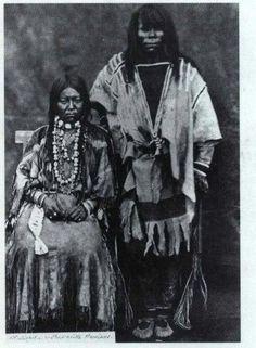 Indigenous blk indians