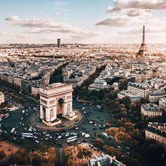 Paris By @sam.travel