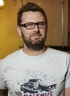 #Interview with Scott Hallsworth