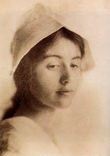 A Study Head, 1900  Eva Watson-Schütze