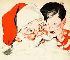 Santa!  The Big Man!  The Head Honcho!