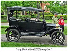 1915 Ford Model T Touring car | Flickr - Photo Sharing!