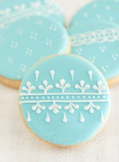 2014 Beach Wedding Cookie Favors, Vintage Lace Wedding Cookie Favors www.loveitsomuch.com