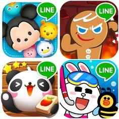 LINE Games – conheça os jogos do Line – Parte 1