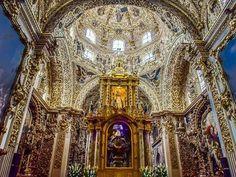 Capilla del Rosario, Puebla, Pue.