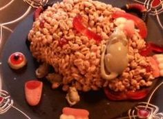 Zombie Party Ideas   Freaky Friday Zombie Brains with…blood Clots …Weird Body Parts and ...