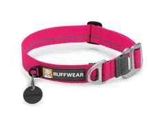 Ruffwear Crag™ Collar Dog Collar. Strong and stylish.