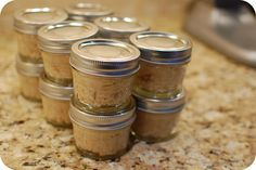 "Cinnamon Honey Butter favors- ""Sugar and Spice and Everything Nice"""