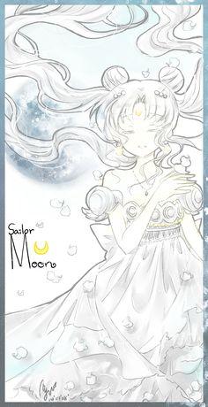 #PrincessSerenity #SailorMoon