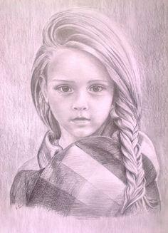 Dívka s copem