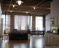 Fully Furnished Landmark Lofts With Internet&cable - Brooklyn, New York ...