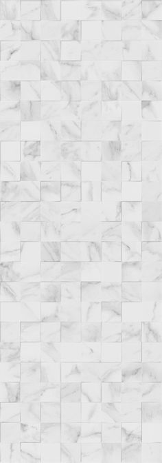 MOSAICS AND DECORATIONS - MOSAICO CARRARA BLANCO PV 31,6X90 - 100099103