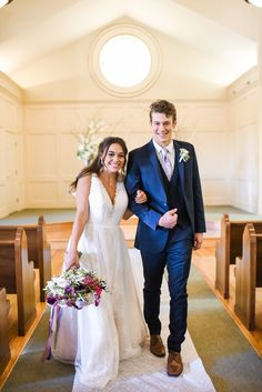 What a happy couple after saying I do at Hawthorne House's indoor chapel for wedding ceremonies near Kansas City! Photo taken by Sarah Rieth Photography Hawthorne House, Wedding Ceremonies, Kansas City, City Photo, Indoor, Couples, Happy, Photography, Style