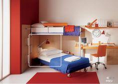 kids reading corners in kids bedrooms   Minimalist Home Dezine: Kids bedroom designs by Mariani