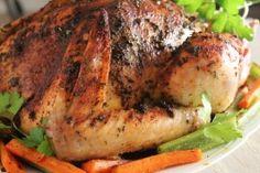 Roast Turkey. Photo by Delicious as it Looks