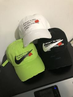 """79a0ac733d5c0 OFF-White """"AIR FORCE 1"""" DAD HAT RAFFLE - USA Residents ONLY!"""
