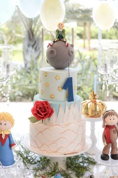 Little Prince Inspired Birthday Party