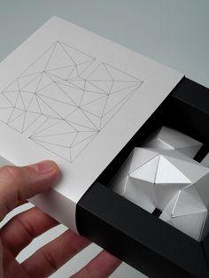 Empo Kit; Polyhedral Typeface - Lo Siento.
