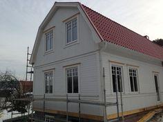 villahedenberg.blogg.se - Fasad Scandinavian Design, Shed, Villa, Blogg, Outdoor Structures, Panel, Inspiration, House Ideas, House