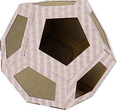 polygon cat house for indoor cats toys cat corner scratcher play cat toys cat furniture and petstages 710 invironment easy life hammock scratcher cat      rh   pinterest