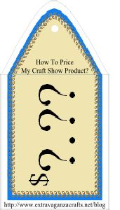 Price tags on pinterest garage sale pricing crochet for Price tags for craft shows