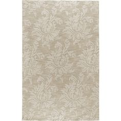 I pinned this Mystique Rug in Ivory from the Natural & Neutral event at Joss and Main!