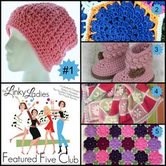 Linky-Ladies-Party-4 on Pattern-Paradise.com