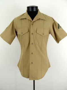 DSCP Us Military Valor Collection 15 Khaki Private Patches on Sleeve Poly Wool #Shopping #Style #Fashion http://r.ebay.com/ZWewgo via @eBay