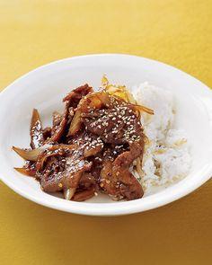 Pork Bulgogi - Martha Stewart Recipes