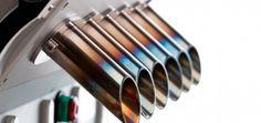 #Espresso #Veloce's #newest #machine #V12 inspired by #Formula #Machine
