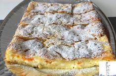 Tento koláč som našla v časopise pod názvom Závin lenivej ženy a je skutočne fantastický. Banana Bread, Food, Meal, Essen, Hoods, Meals, Eten