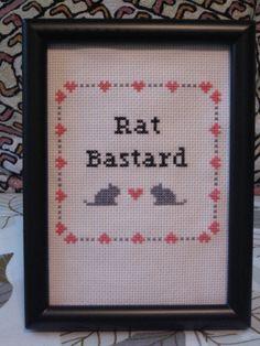 Rat Bastard | Flickr - Photo Sharing!