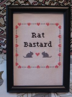 Rat Bastard | Flickr - Photo Sharing!