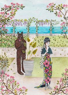 sonia cavallini illustration