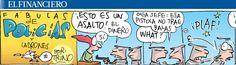 Fábulas de policías y ladrones. 23/01/2015