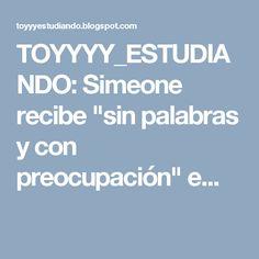"TOYYYY_ESTUDIANDO: Simeone recibe ""sin palabras y con preocupación"" e..."