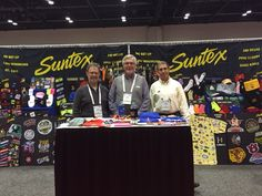 """Tom, Craig & Greg are ready for the ASI Show in Orlando! Stop by and say """"Hello!"""""""