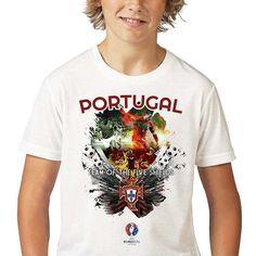 #Euro2016 #PORTUGAL #FiveShields #TeamofShields #CristianoRonaldo #LuisFigo  #EUFA #EUFA16 #PES #Football #Sports #Championship #European #Season2016  #Tshirt  #kids #boys Portugal Team, Cristiano Ronaldo, Kids Boys, Euro, Champion, Football, Instagram Posts, Sports, Mens Tops
