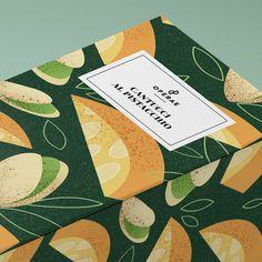 Cookies packaging texture