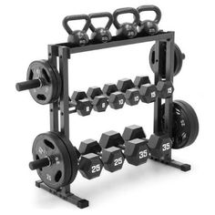 Marcy Combo Storage Rack- a good weight rack from modells